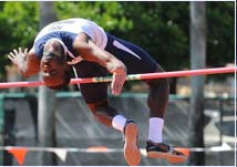 Track and Field Has 19 Student-Athletes Receive All-South Region Honors