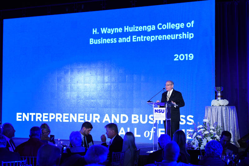 2019 Business & Entrepreneur Hall of Fame Induction