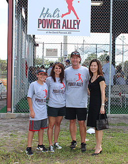 Hal's Power Alley Grand Opening