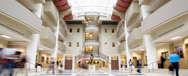 Carl DeSantis Building