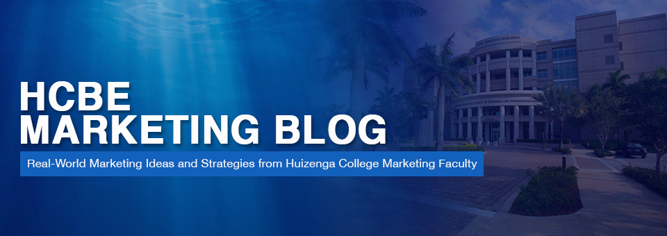 HCBE Marketing Faculty Blog