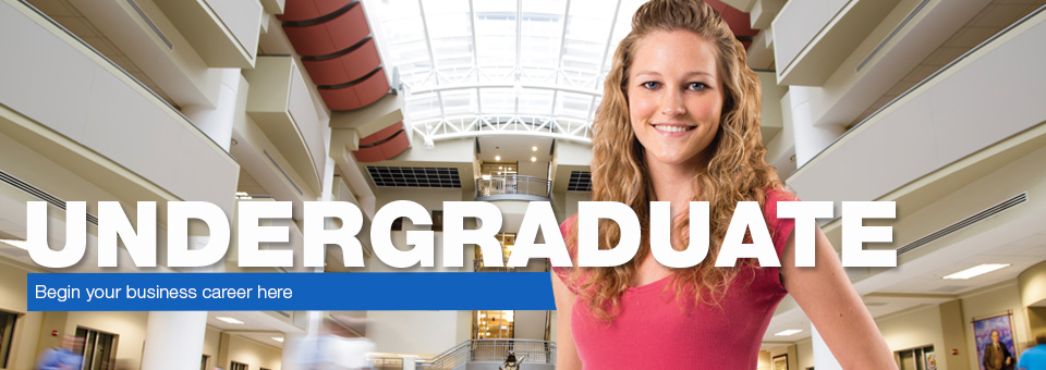 Undergraduate Business Programs