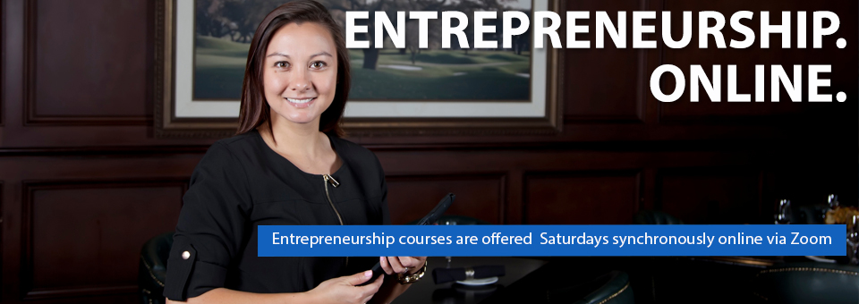 Online Saturday Entrepreneurship Classes