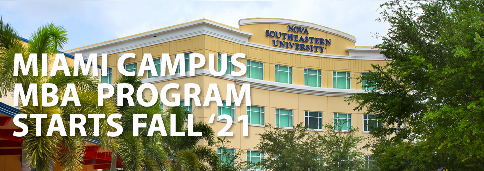Fall 2021 Miami MBA Programs
