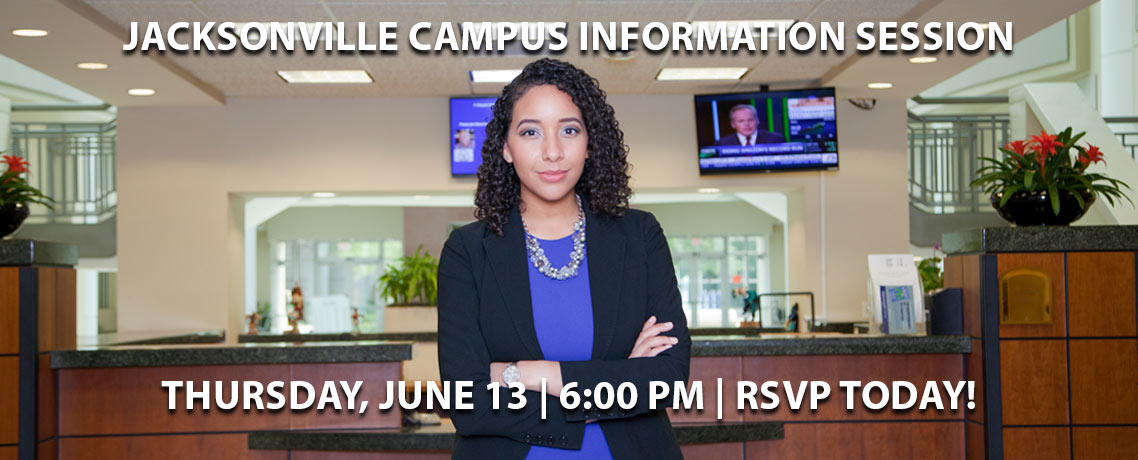 Jacksonville Campus Information Session