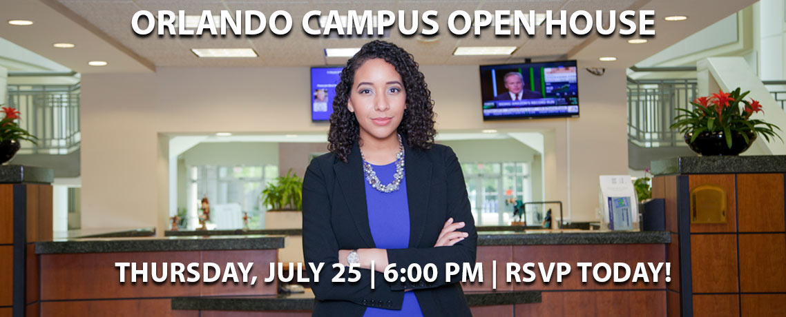 Orlando Campus Open House