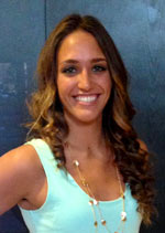 Huizenga Marketing Graduate Richelle Carach