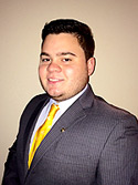 Huizenga Marketing Student Carlos Gutierrez