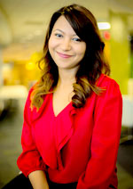 Huizenga Marketing Graduate Jenny Shrestha